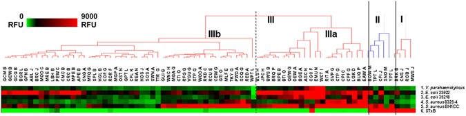 Rapid screening for specific glycosylation and pathogen