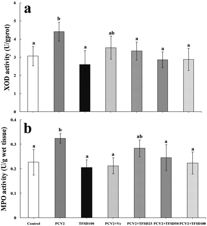 Immunomodulatory and antioxidant effects of total flavonoids of