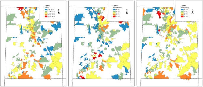 Twitter-derived neighborhood characteristics associated with obesity