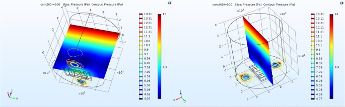 COMSOL-Based Modeling and Simulation of SnO 2 /rGO Gas Sensor for