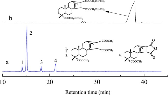 Synthesis of a multifunctional hard monomer from rosin: the
