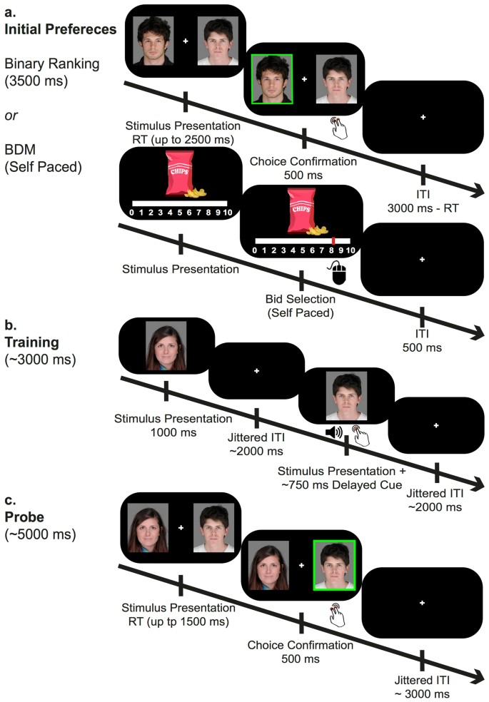 The Cue-Approach Task as a General Mechanism for Long-Term