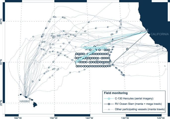 Evidence that the Great Pacific Garbage Patch is rapidly accumulating