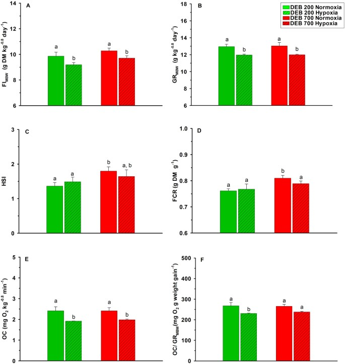 Hypoxia, but not an electrolyte-imbalanced diet, reduces feed intake