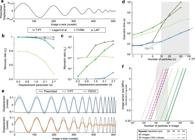 Rapid, topology-based particle tracking for high-resolution