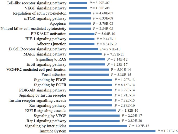 Molecular Targets Of Chinese Herbs A Clinical Study Of Metastatic Colorectal Cancer Based On Network Pharmacology Scientific Reports