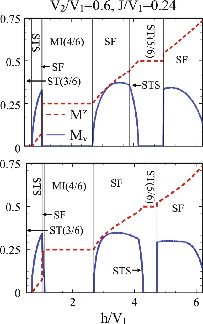 Spin supersolid phase in coupled alternating spin chains