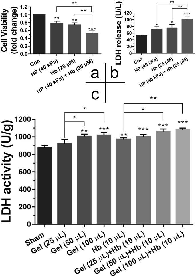 Neural Injuries Induced by Hydrostatic Pressure Associated