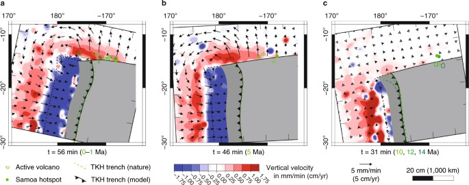 A subduction and mantle plume origin for Samoan volcanism