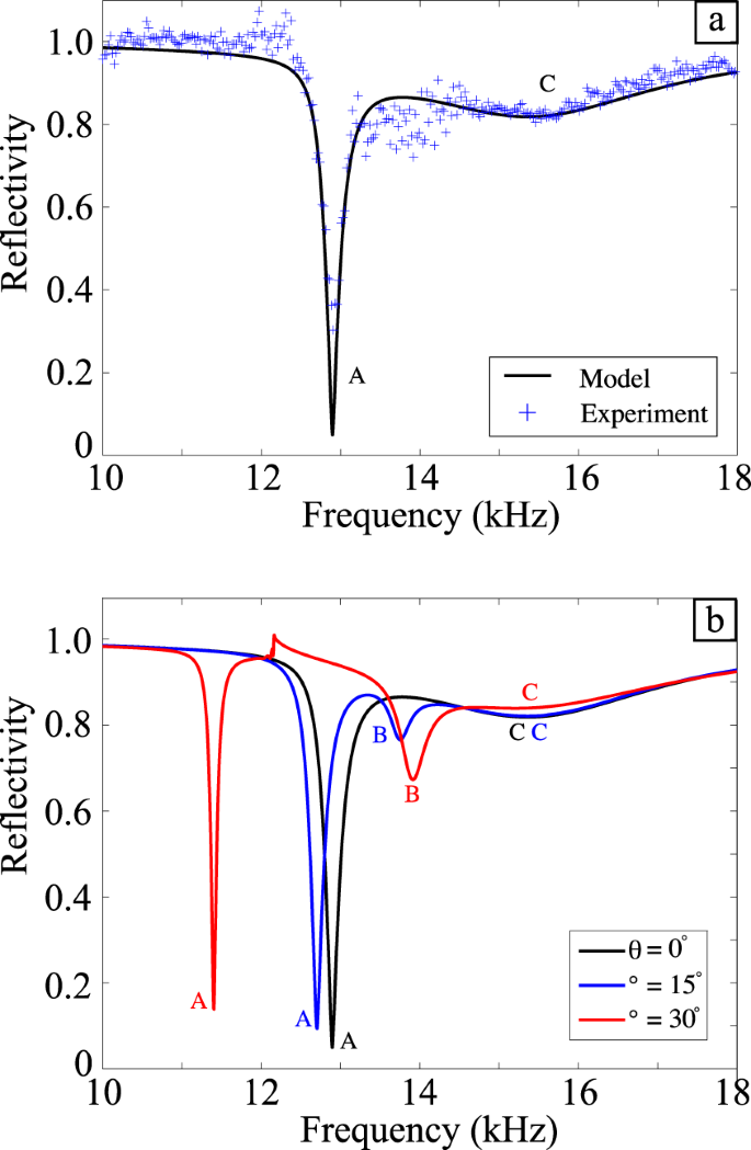 The acoustic phase resonances and surface waves supported by