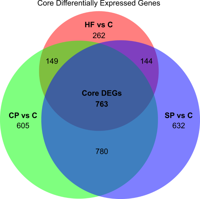 RNA-seq and flow-cytometry of conventional, scalp, and