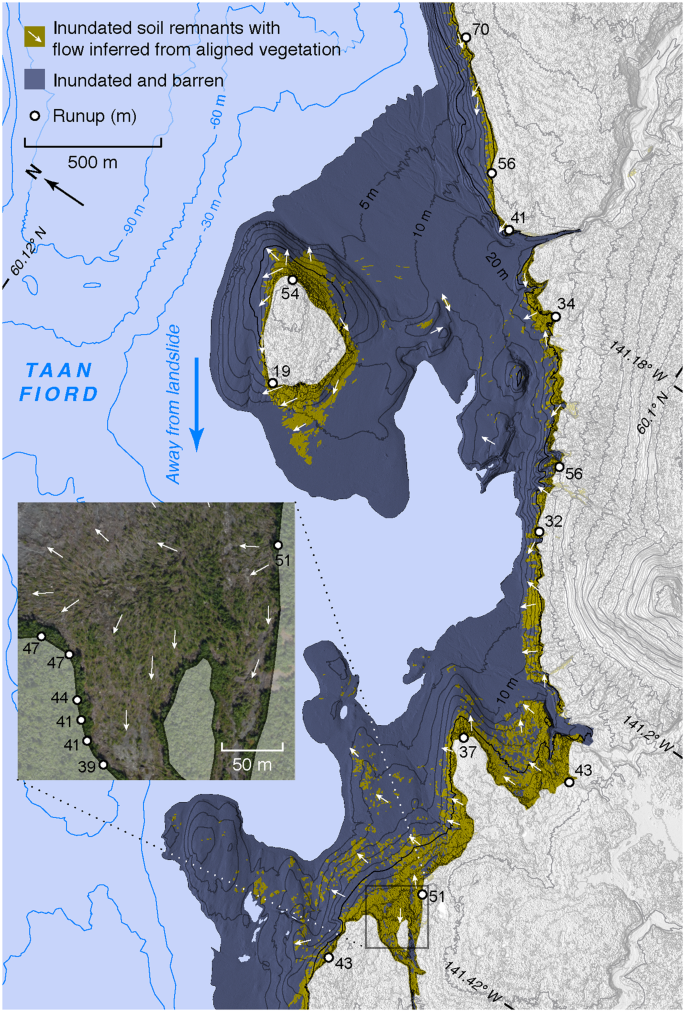 The 2015 landslide and tsunami in Taan Fiord, Alaska