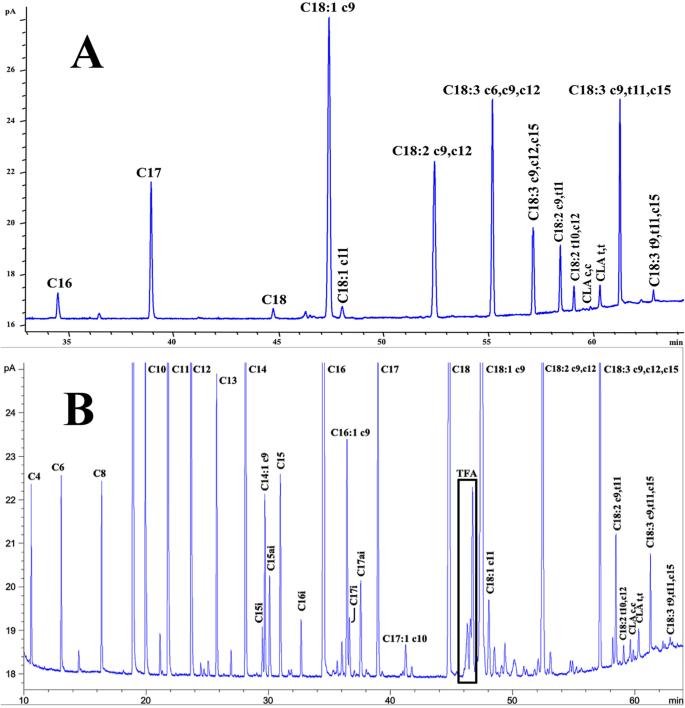 Effect of Pufa Substrates on Fatty Acid Profile of