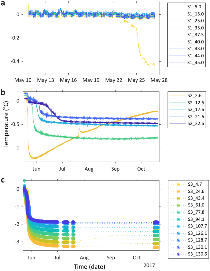 Polythermal structure of a Himalayan debris-covered glacier