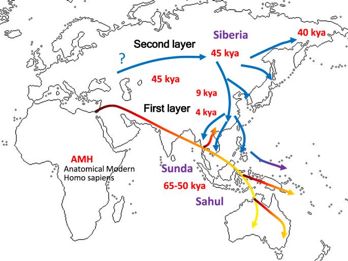 "Craniometrics Reveal ""Two Layers"" of Prehistoric Human"