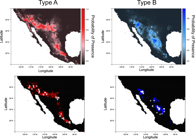 Evidence for divergent patterns of local selection driving