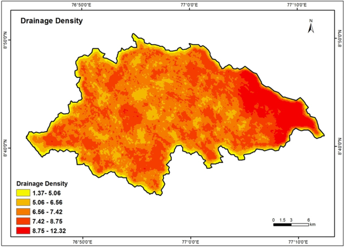 GIS and AHP Techniques Based Delineation of Groundwater
