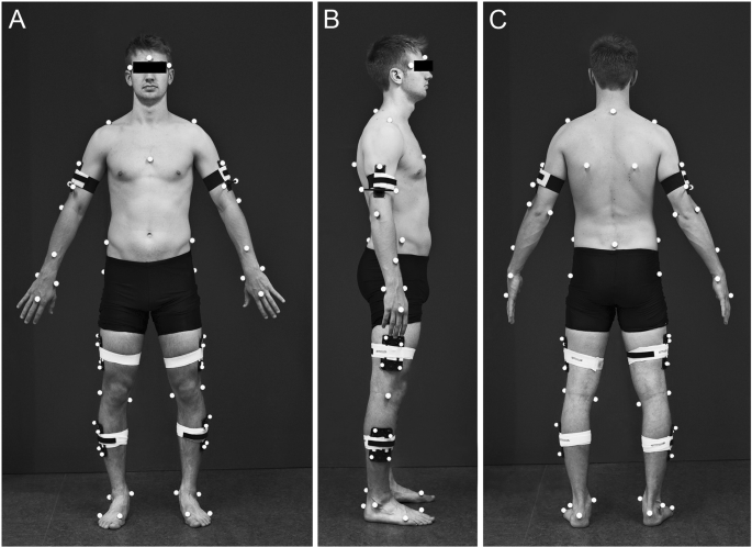 Explaining the unique nature of individual gait patterns with deep