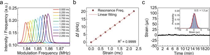 Real-time quasi-distributed fiber optic sensor based on resonance