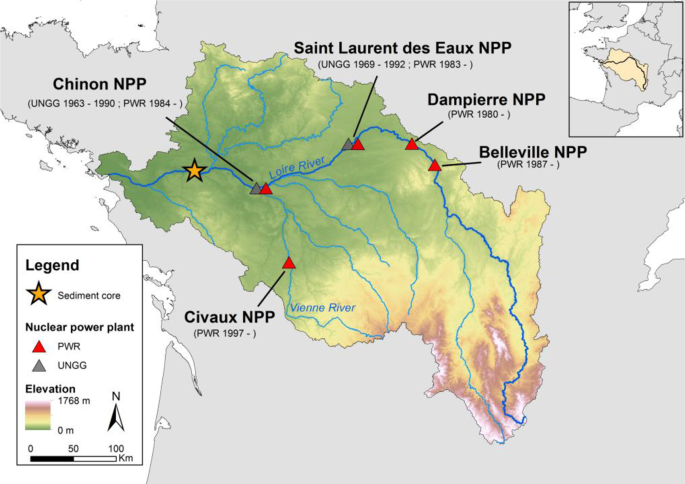 Evidence for tritium persistence as organically bound forms in river s