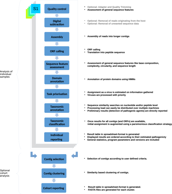 DAMIAN: an open source bioinformatics tool for fast, systematic and co