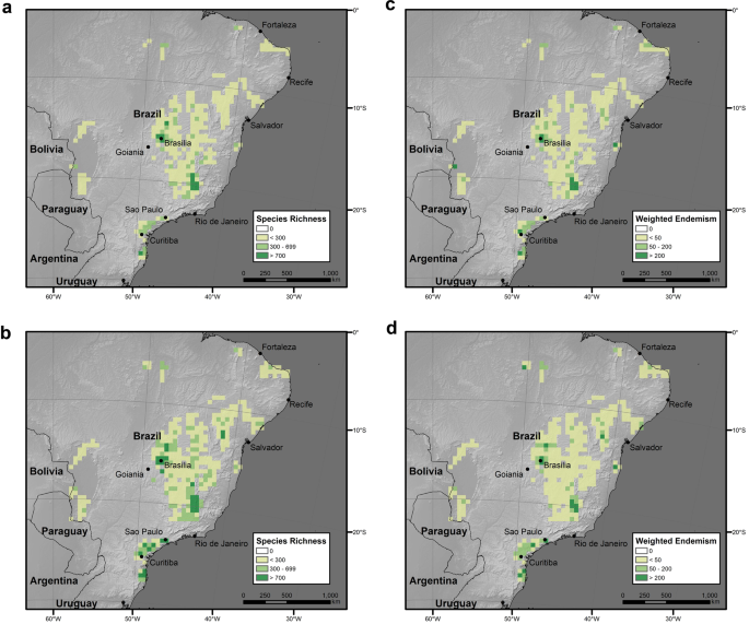 A Preliminary Evaluation of The Karst Flora of Brazil Using Collection