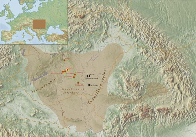 Genetic insights into the social organisation of the Avar period elite