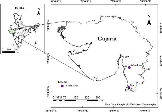 Positive Effects Of Covid 19 Lockdown On Air Quality Of Industrial Cities Ankleshwar And Vapi Of Western India Scientific Reports