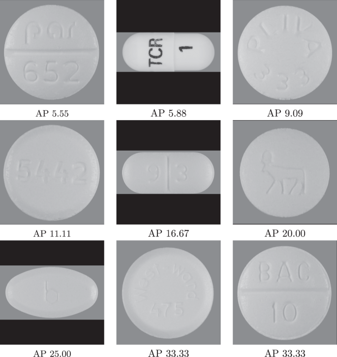 Fast and accurate medication identification | npj Digital
