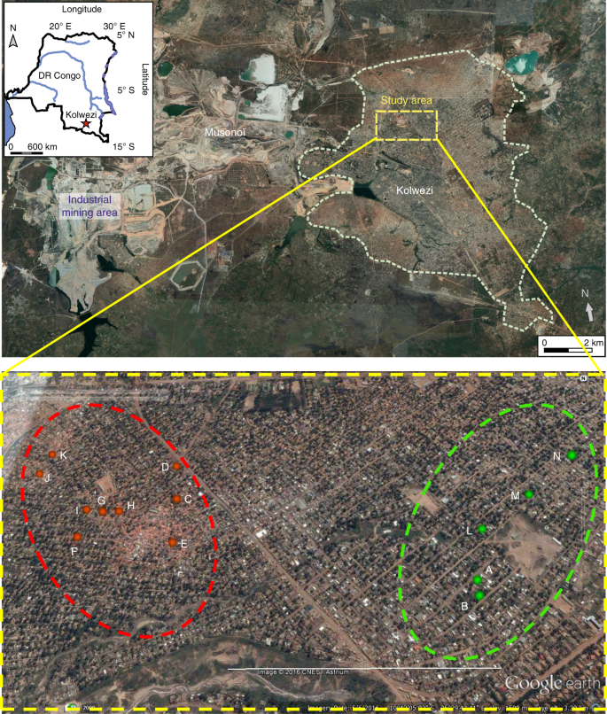 Sustainability of artisanal mining of cobalt in DR Congo | Nature