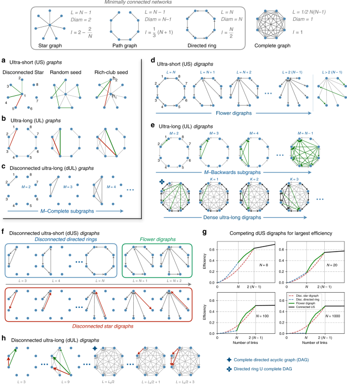 Sizing complex networks