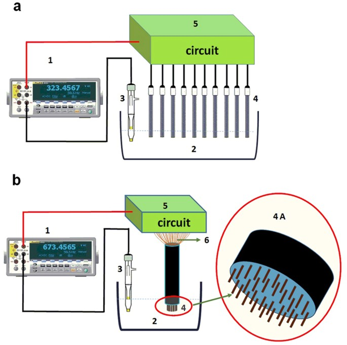 Integrated multi-ISE arrays with improved sensitivity, accuracy and  precision | Scientific Reports