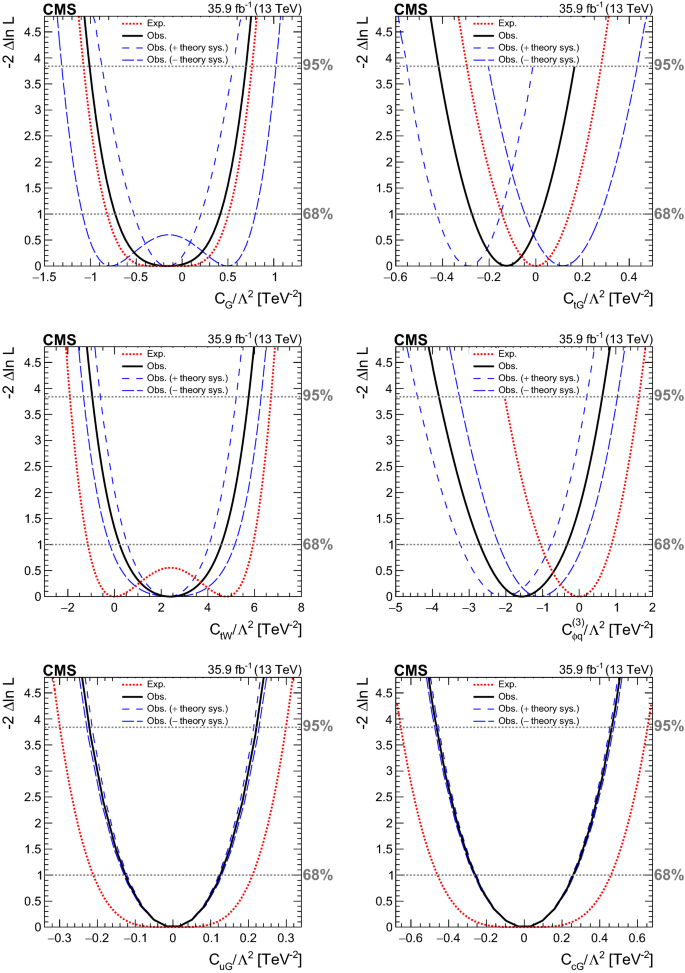 Search for new physics in top quark production in dilepton final ...