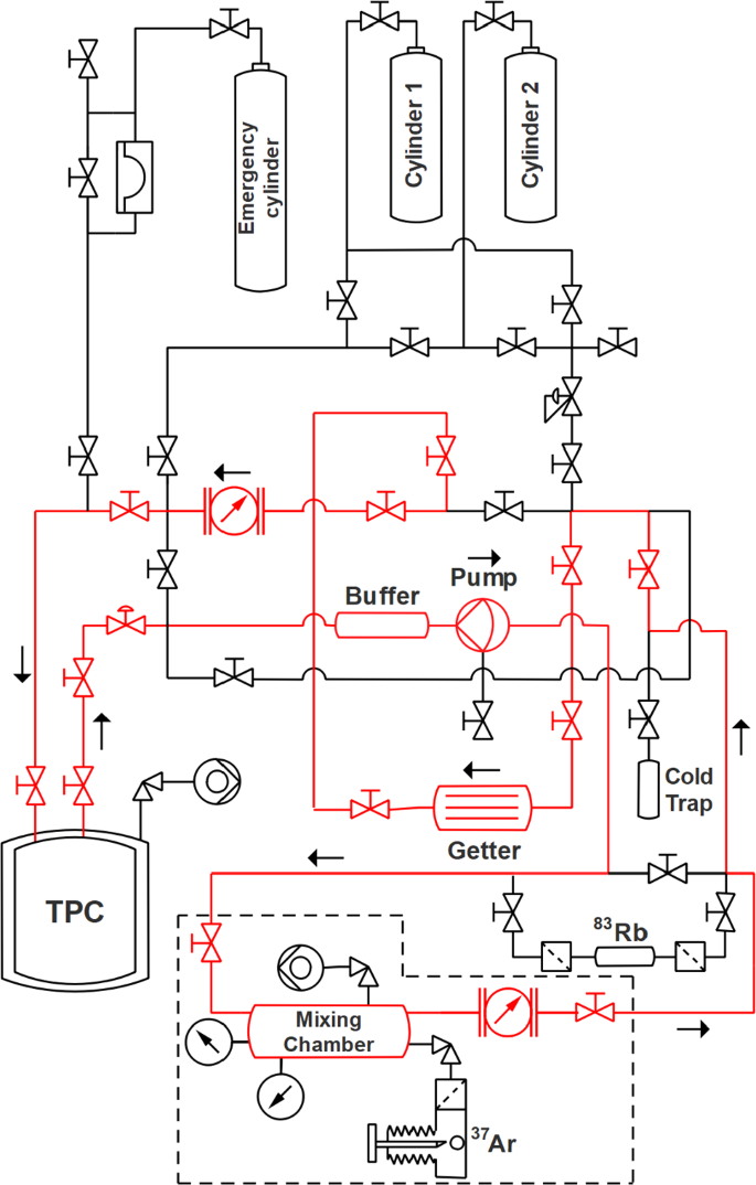 The first dual-phase xenon TPC equipped with silicon ...