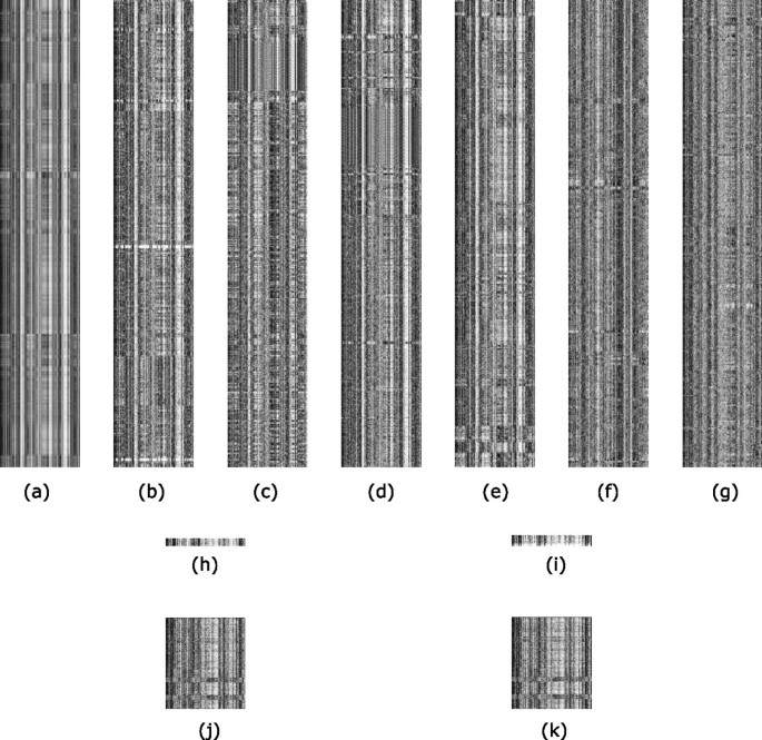Barcodes for genomes and applications | BMC Bioinformatics