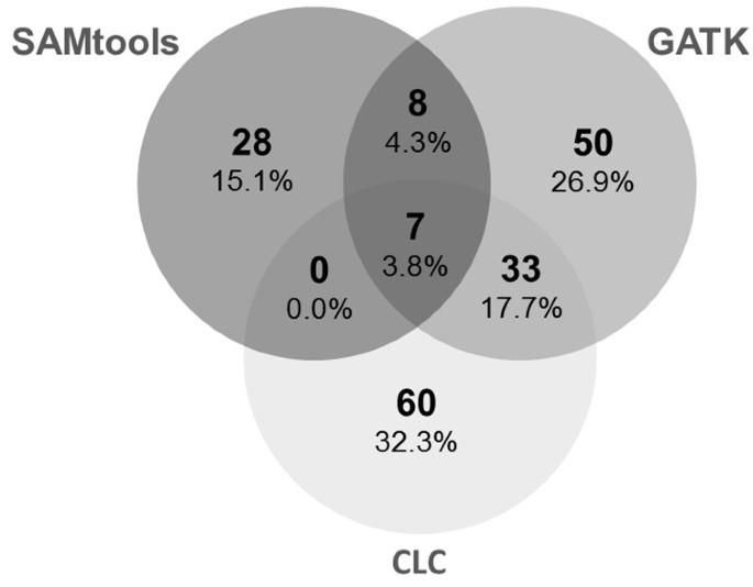 Generation of SNP datasets for orangutan population genomics