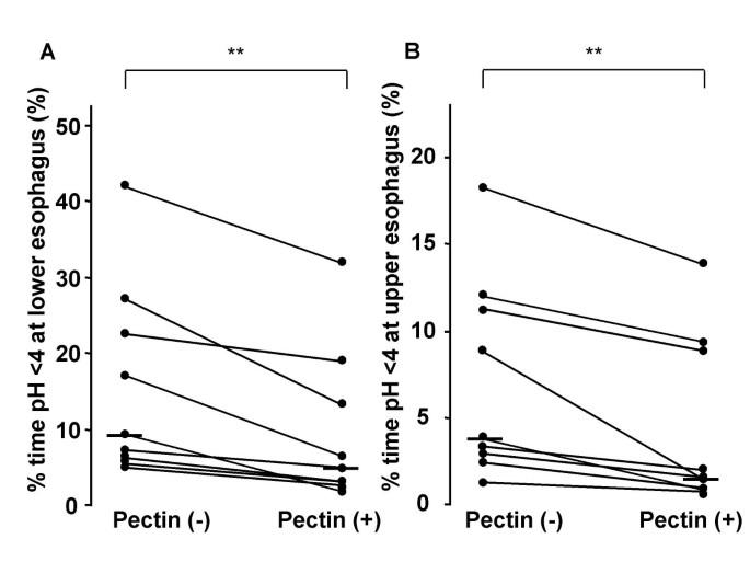 Effects Of Pectin Liquid On Gastroesophageal Reflux Disease