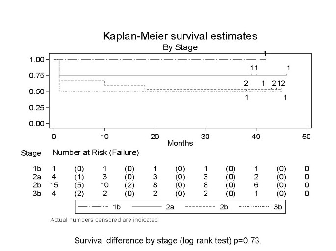 A 7 gene expression score predicts for radiation response in cancer