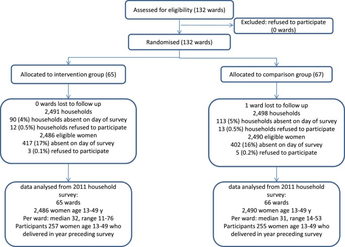 Effect of home-based counselling on newborn care practices