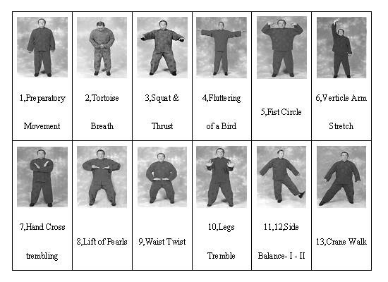 Effect of Qigong on quality of life: a cross-sectional