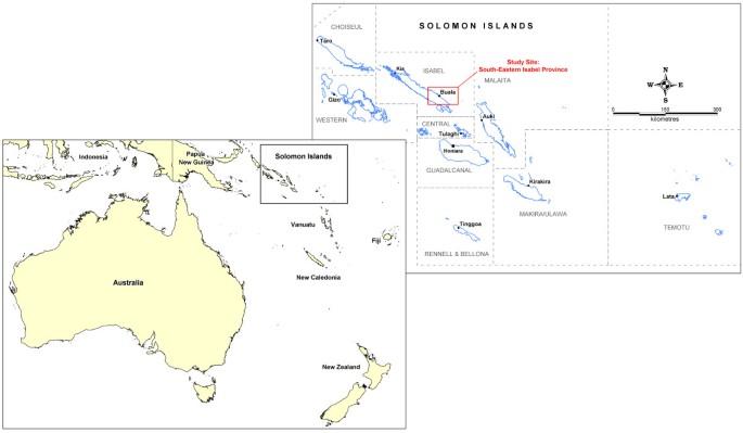 Malaria elimination in Isabel Province, Solomon Islands