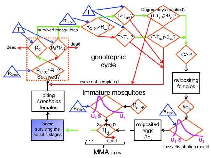 Development of a new version of the Liverpool Malaria Model
