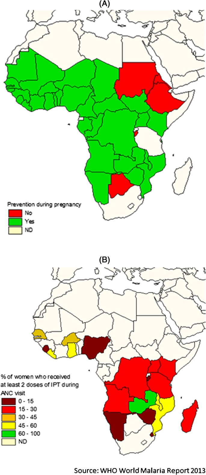 Pregnancy-associated malaria and malaria in infants: an old