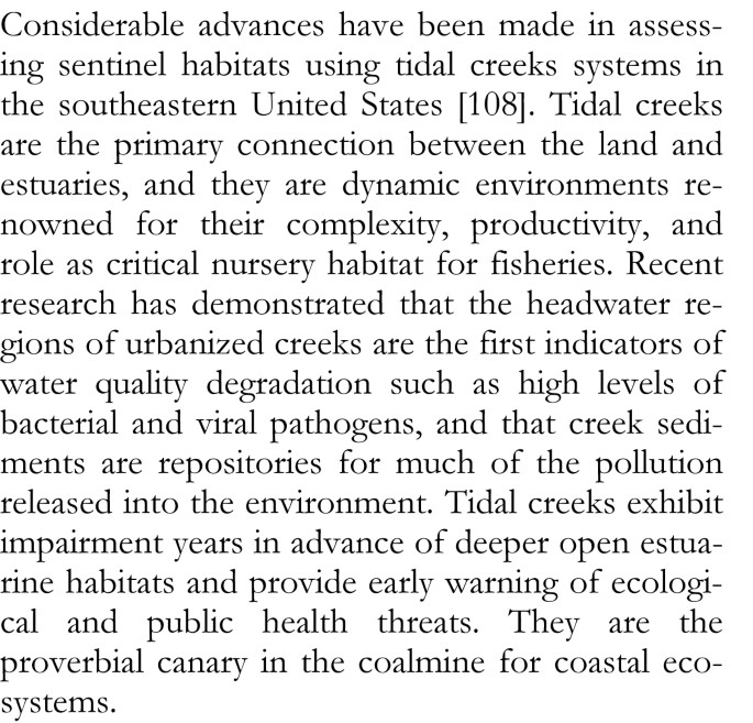 The coastal environment and human health: microbial