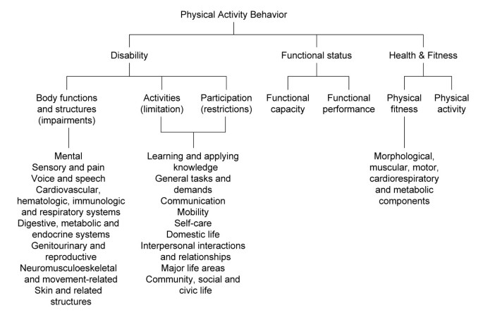 Validity of instruments to measure physical activity may be