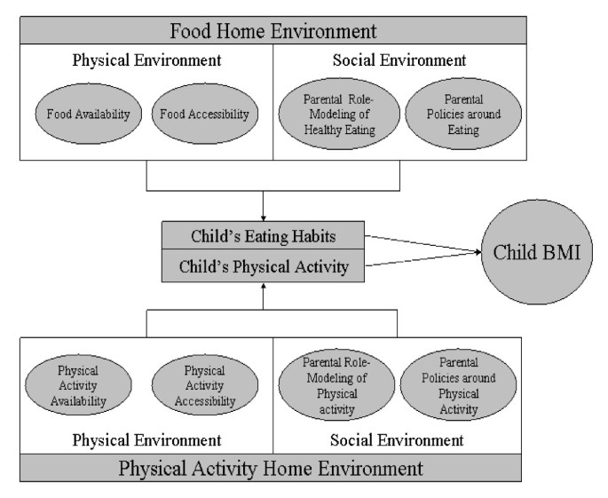 Validation of a survey instrument to assess home environments for