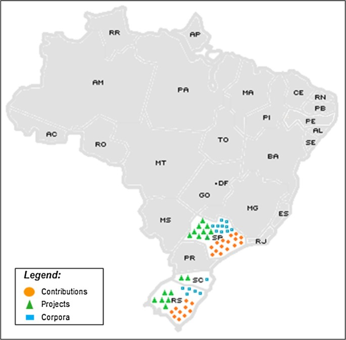 A survey of automatic term extraction for Brazilian