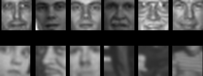 Efficient face detection method with eye region judgment