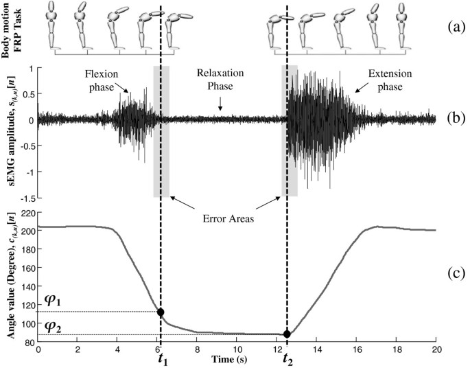 Detection method of flexion relaxation phenomenon based on wavelets for patients with low back pain | SpringerLink