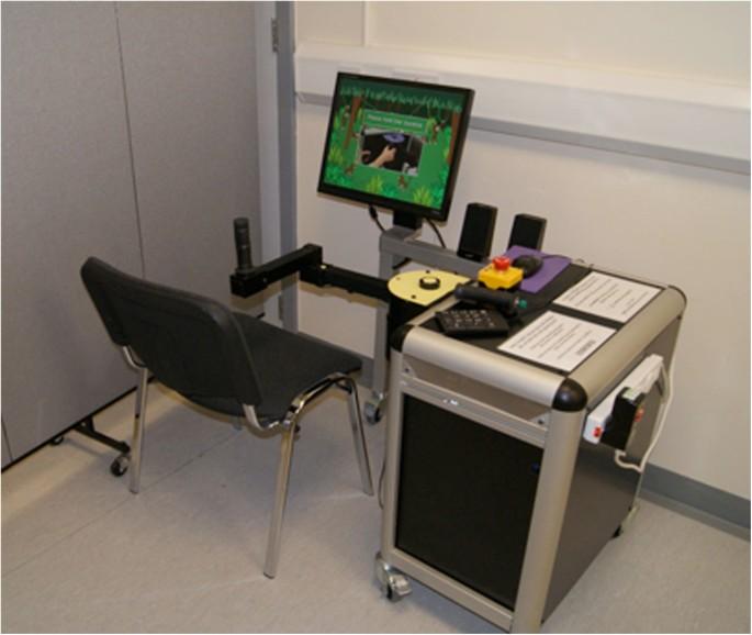 Home-based Computer Assisted Arm Rehabilitation (hCAAR